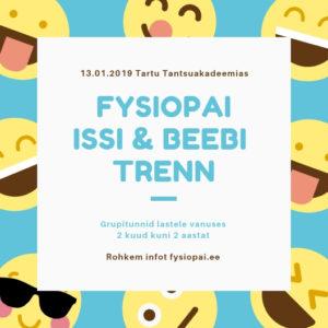 Issi & beebi trenn 13.01.2019