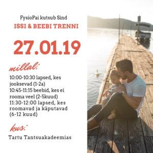 Issi & Beebi trenn 27.01.2019