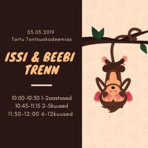 Issi & Beebi trenn 03.03.2019